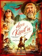 Don Kişot'u Öldüren Adam (2018) afişi