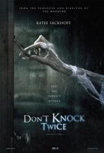 Don't Knock Twice (2016) afişi
