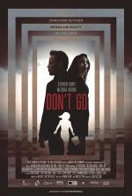 Don't Go (2018) afişi