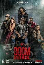 Doom Patrol (2019) afişi