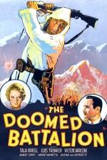 Doomed Battalion (1932) afişi