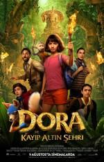 Dora ve Kayıp Altın Şehri (2019) afişi