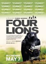 Dört Aslan (2010) afişi