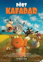 Dört Kafadar (2018) afişi