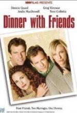 Dostlarla Akşam Yemeği (2001) afişi