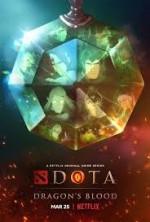 DOTA: Dragon's Blood (2021) afişi