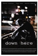 Down Here (2014) afişi