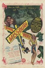 Down Missouri Way (1946) afişi