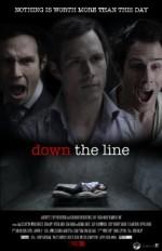 Down the Line (2013) afişi