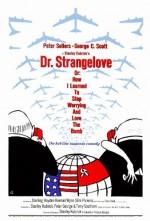 Dr. Strangelove (1964) afişi