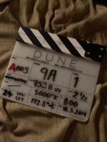 Dune (2020) afişi