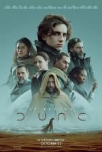Dune (2021) afişi