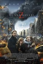 Dünya Savaşı Z (2013) afişi