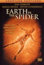 Earth vs. the Spider (2001) afişi