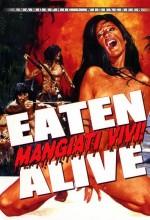 Eaten Alive! (1980) afişi