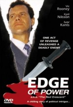 The Edge of Power (1987) afişi