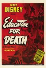 Education For Death (1943) afişi