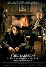Ejderha Dövmeli Kız: Millennium Üçlemesi 1 (2009) afişi