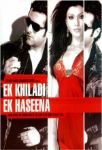 Ek Khiladi Ek Haseena (2005) afişi