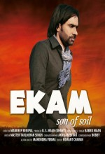 Ekam: Toprağın Oğlu (2010) afişi