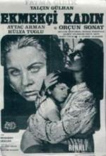 Ekmekçi Kadın (1972) afişi