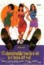 El Abominable Hombre De La Costa Del Sol (1970) afişi