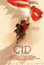 El Cid: La Leyenda (2003) afişi
