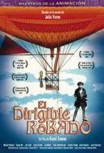 El Dirigible Robado (1967) afişi