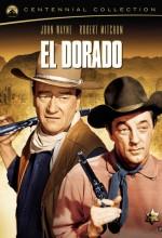 El Dorado (1966) afişi