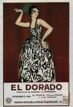El Dorado (ı) (1921) afişi
