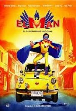 El Man, El Superhéroe Nacional (2009) afişi