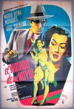 El Marido De Mi Novia (1951) afişi