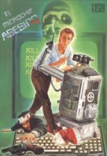 El Microchip Asesino (1987) afişi