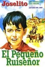 El Pequeño Ruiseñor (1956) afişi
