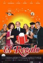 El Regalo (2008) afişi