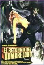 El Retorno Del Hombre Lobo (1980) afişi