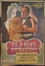 El ángel Desnudo (1946) afişi