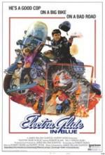 Mavi Işık Saçanlar (1973) afişi