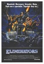 Eliminators (1985) afişi