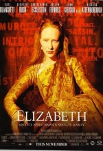 Elizabeth (1998) afişi