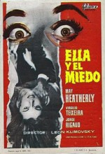 Ella Y El Miedo (1964) afişi