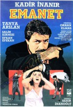Emanet (1988) afişi