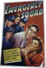 Emergency Squad (1940) afişi