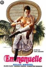 Emmanuelle (1974) afişi