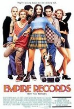 Empire Records (1995) afişi