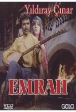 Emrah (1974) afişi