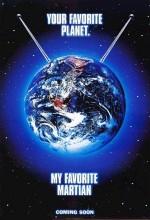 En Sevdiğim Marslı (1999) afişi