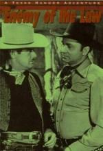 Enemy Of The Law (1945) afişi