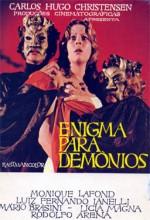 Enigma Para Demônios (1975) afişi