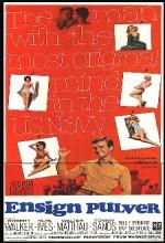 Ensign Pulver (1964) afişi